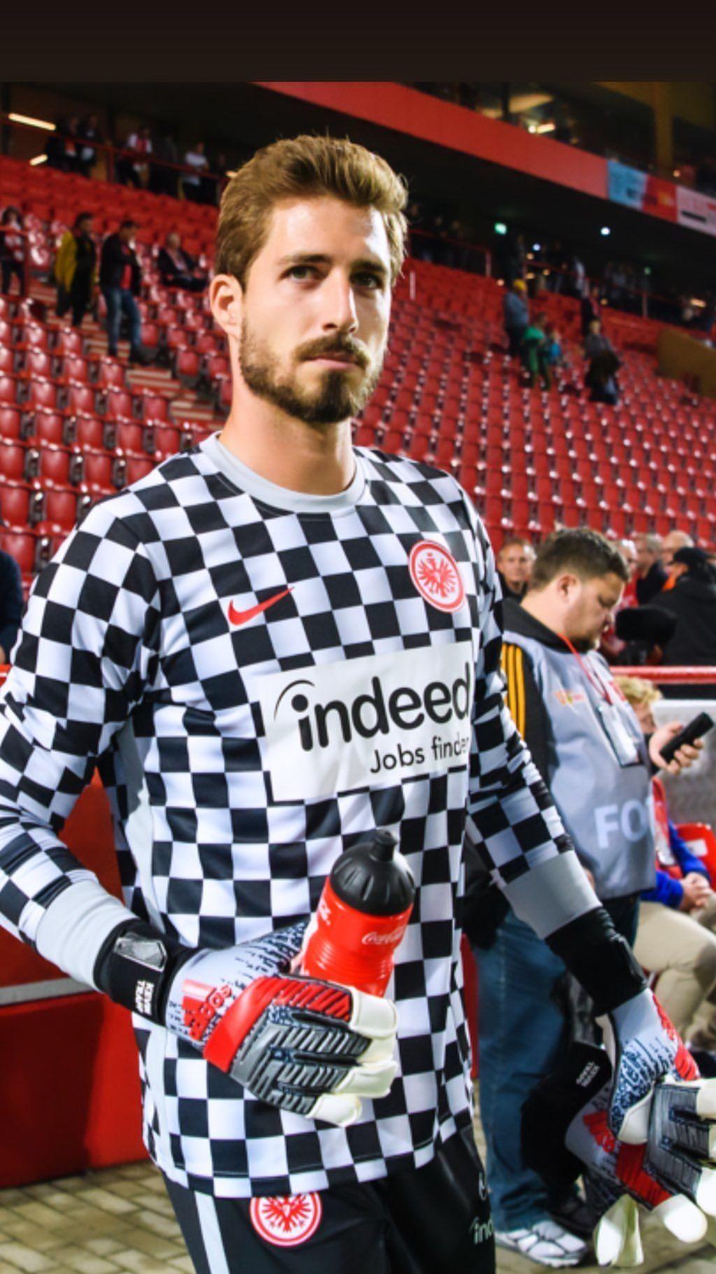 Fußballspieler Eintracht Frankfurt