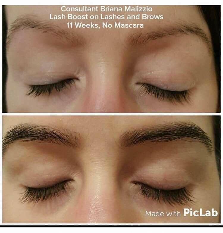 Want Longer Darker Fuller Looking Lashes Lash Boost Even Works On