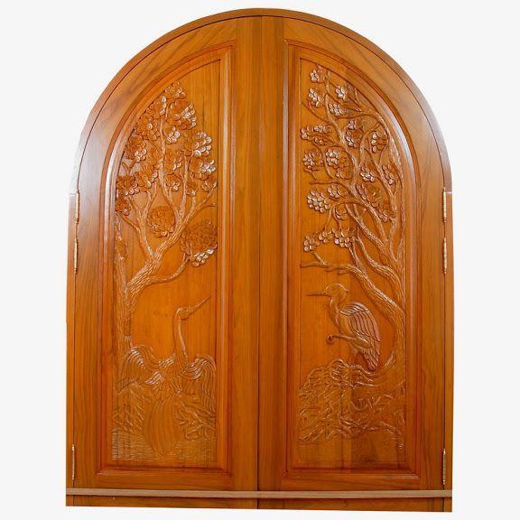 Kerala style front door designs for houses