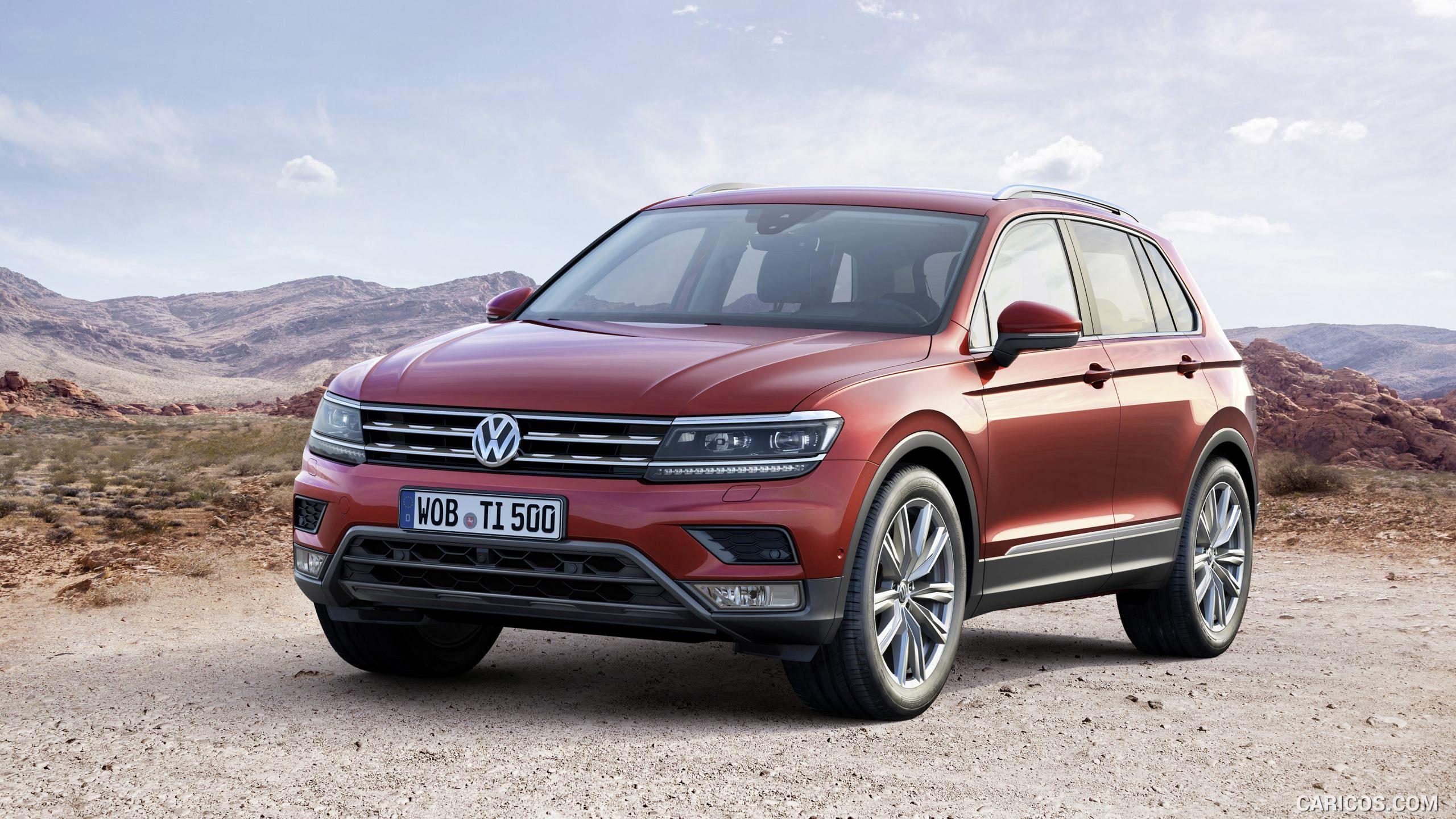 2017 Volkswagen Tiguan Volkswagen New Cars Upcoming Cars