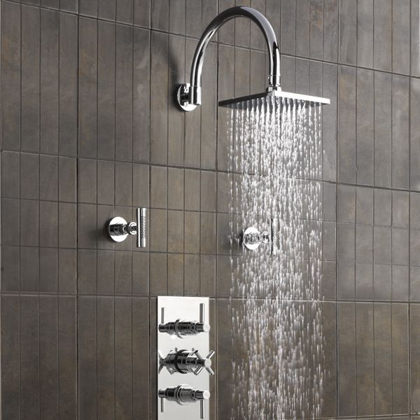 Bathroom Shower Fixtures Necessary For Successful Usage