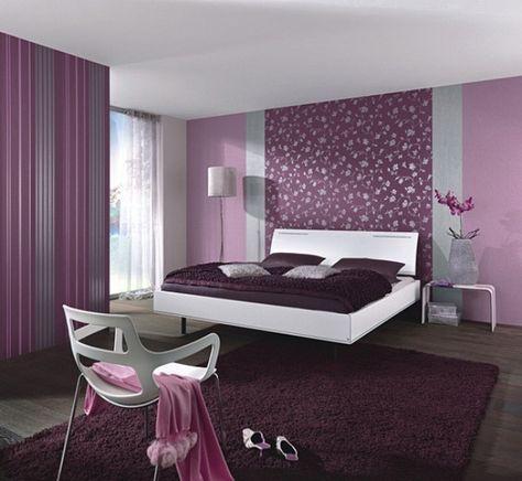 Elegant Details Zu Tapete Wohnzimmer Schlafzimmer Diele Flur Rasch Modern