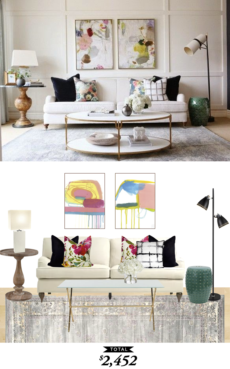 Copy Cat Chic Room Redo | Copy cat chic, Copy cats and Living rooms