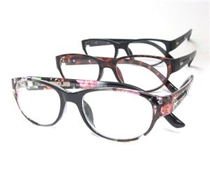 841d47d9b1bd Bifocal Reading Glasses-Clear on top