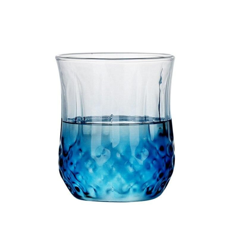 Geometric Glass Pitcher – Cup Only