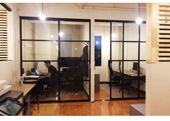 Awesome Photo Of The Sliding Door Company   Seattle, WA, United States. Glass Office