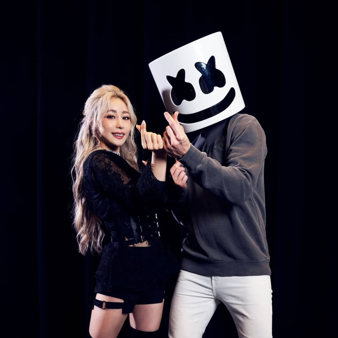 Wengie On Instagram Ever Wondered How Marshmellomusic Would Look Like As A K Pop Idol Head Over To My Youtube Channel An Wengie Hair Pop Idol Kpop Idol