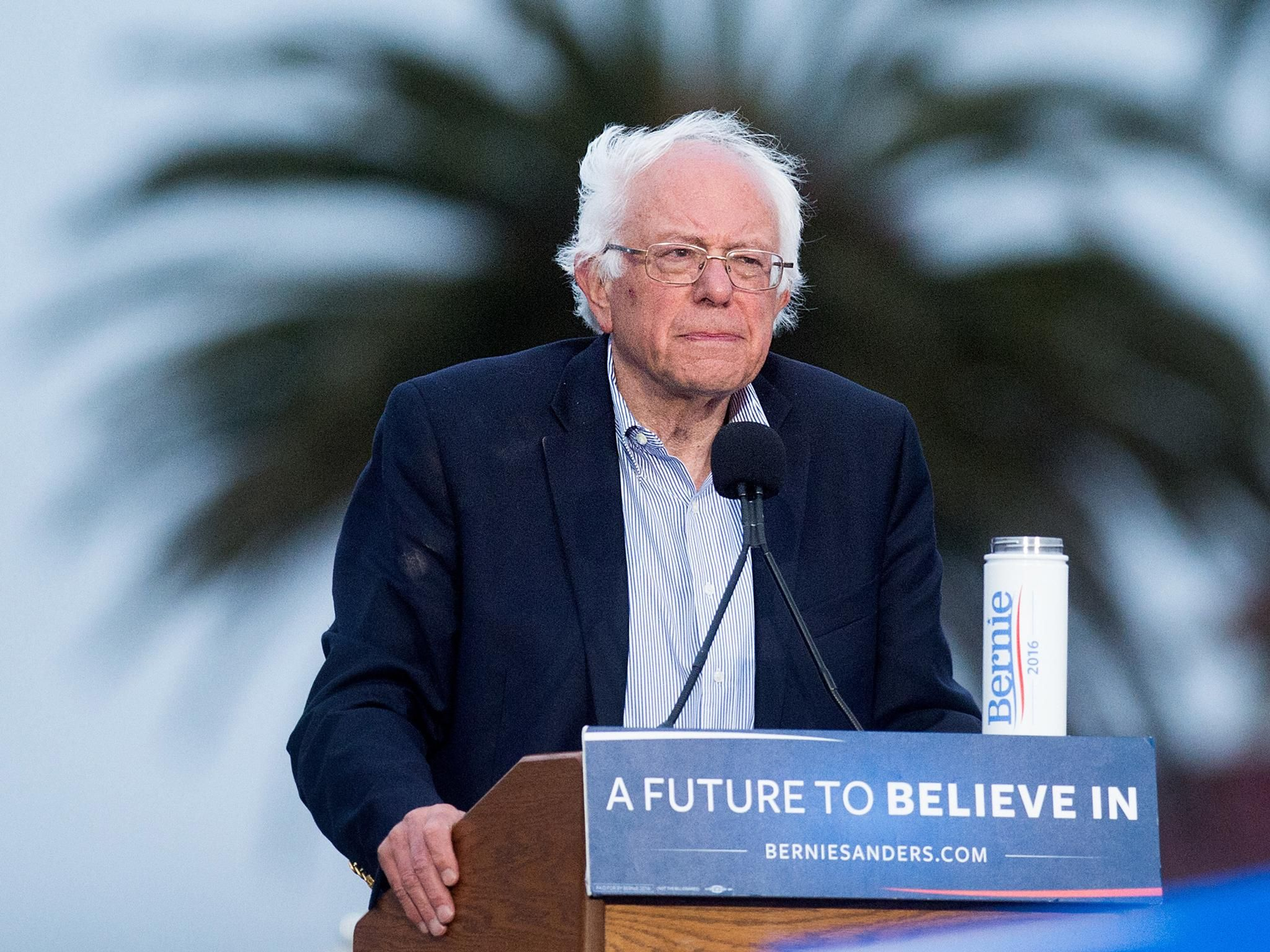 Wikileaks emails: Democratic officials 'plotted to expose Bernie Sanders' as an atheist | People | News | The Independent #StillSanders #OnlyBernie