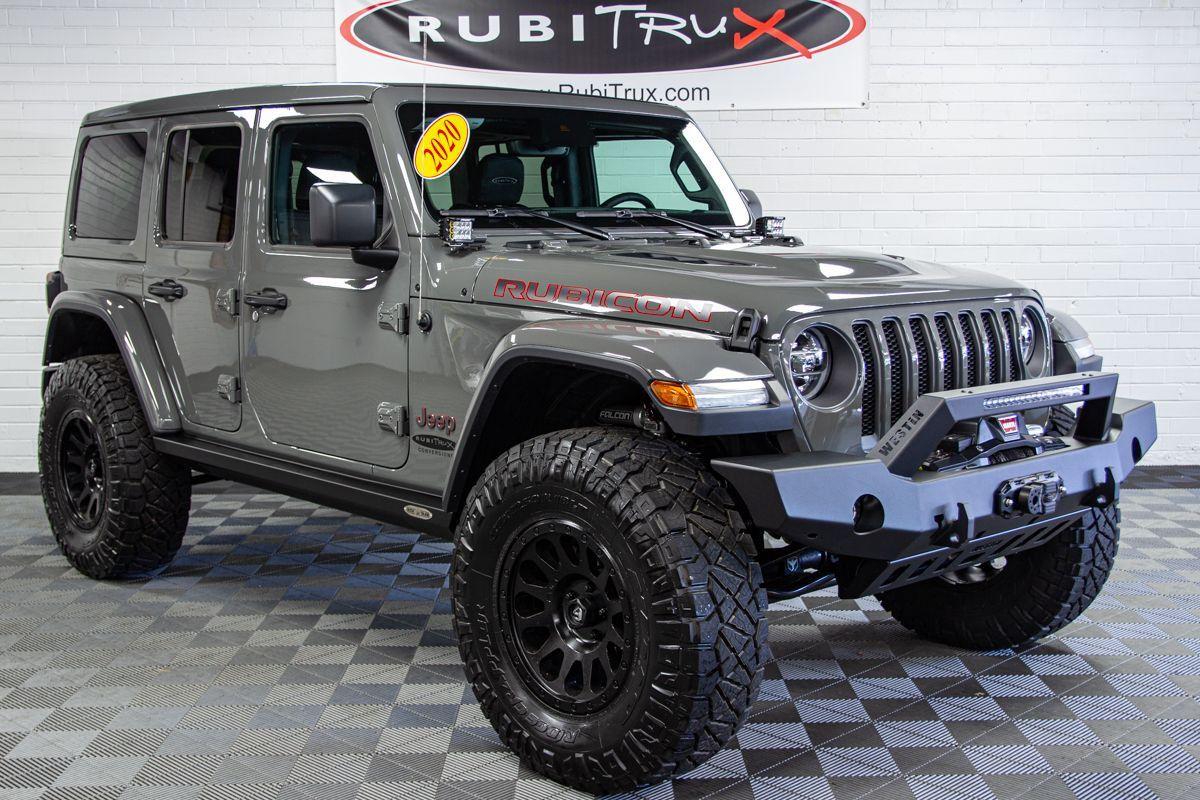 Jeep Brute 2020 Exterior In 2020 Jeep Rubicon Jeep Wrangler Unlimited Rubicon Jeep Wrangler For Sale