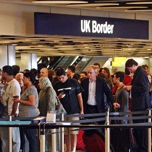 Lawmakers state they may issue Britain's immigration minister through concerns regarding extended lists for travellers emerging at London airfields