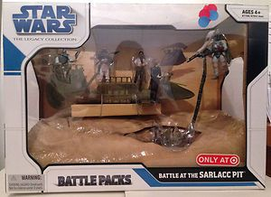 Battle at Sarlacc Pit - StarWars Battle Pack - ships free