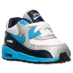 nike air max blue toddler