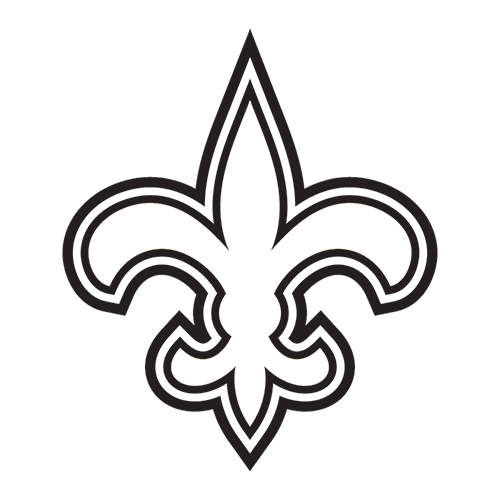 New Orleans Saints Logo Vinyl Sticker Decal *SIZES* Cornhole Wall Bumper Car