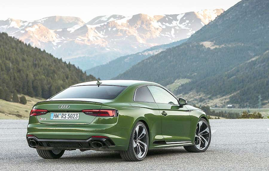 2019 Audi Rs5 Coupe Change Interior And Price