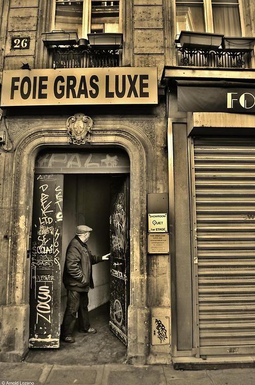 alo-photos:    Rue Montmartre, Paris - le 28 octobre 2012