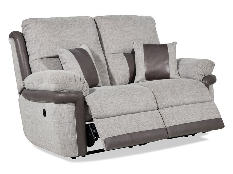 La Z Boy Vegas 2 Seater Power Recliner Sofa | Power