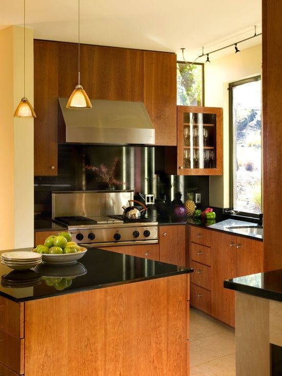 lbl lighting kitchen design small modern kitchen black kitchen countertops on kitchen remodel dark countertops id=30139