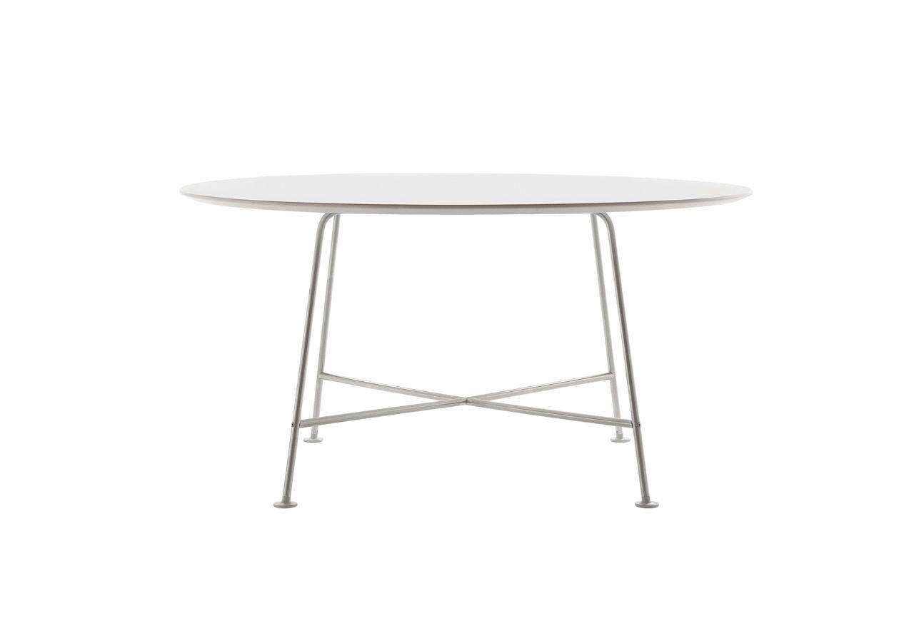Tavolo rotondo moderno di Jasper Morrison - PAN - Cappellini ...