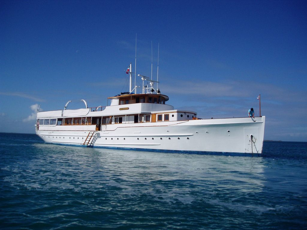 Charter This Classical Motor Yacht Mariner Iii Located In West