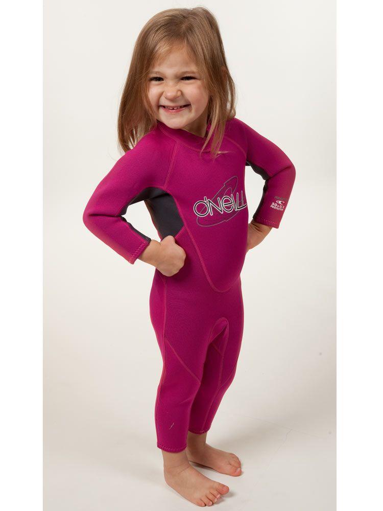 81a76343c0 O'Neill Toddler & Little Kids Neoprene Full Body Wetsuit for Slender ...
