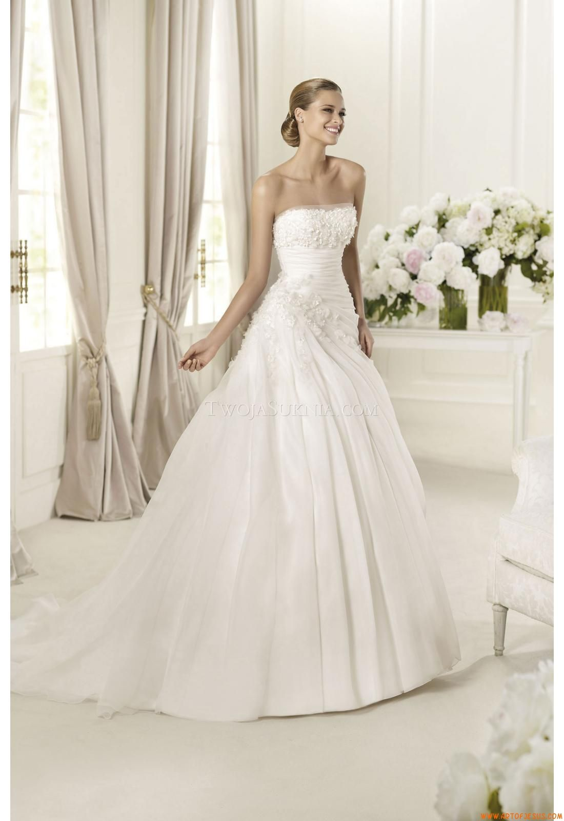 Wedding Dresses Pronovias Dublin 15  Pronovias brautkleid