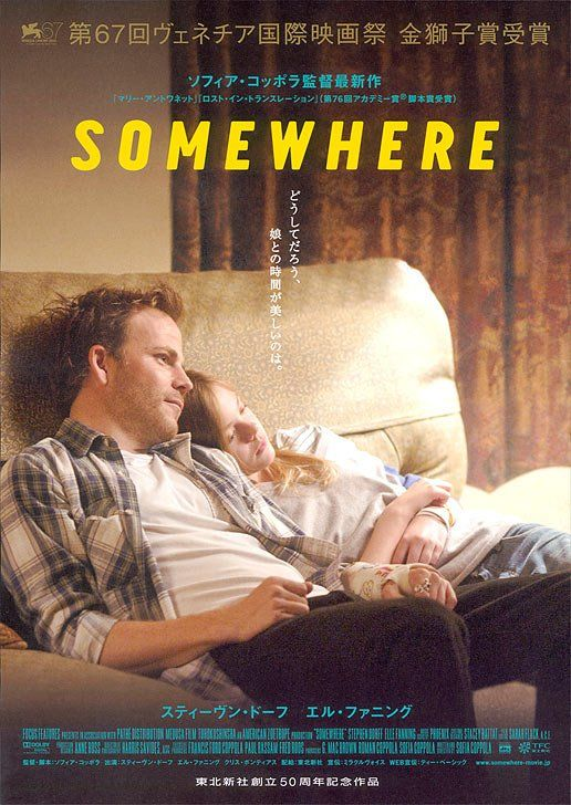 Somewhere Movie Poster 3 Cinema Posters Movie Posters Sofia Coppola