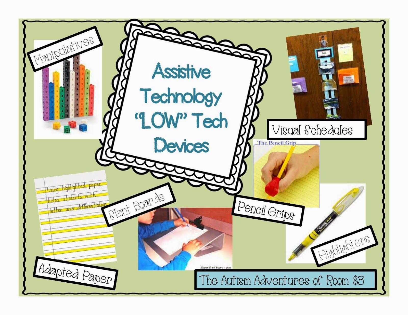 High Tech Vs Low Tech Aac Devices