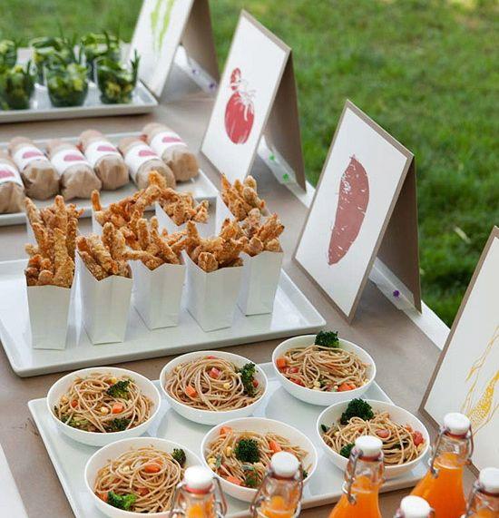Wedding Decor - Dessert / Pastry / Salad
