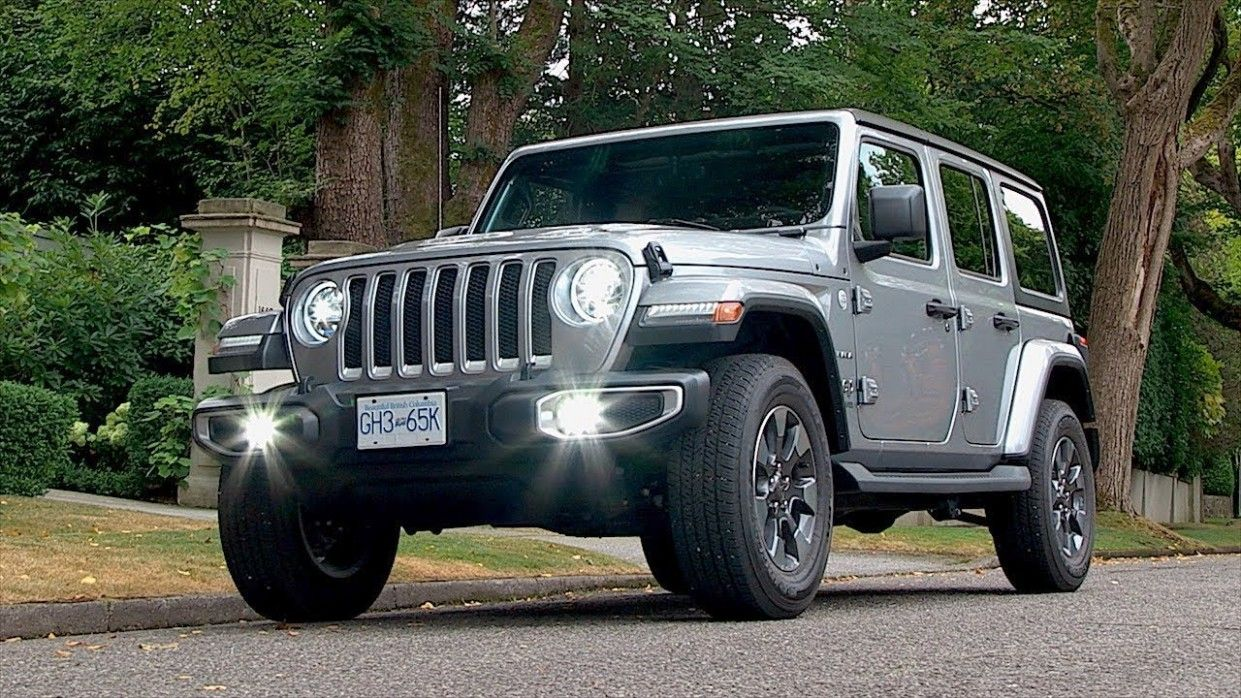 Five Secrets You Will Not Want To Know About 2021 The Jeep