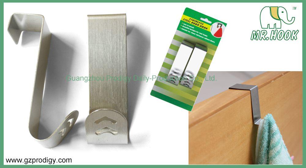 Over Door Hook Cabinet Home Hanging Tools