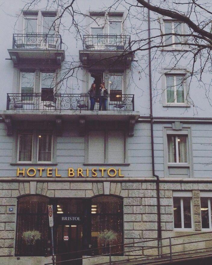 Hotel Bristol Zurich World Hotel Bristol Travel