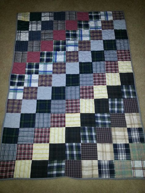 This is a lap size quilt measuring 39 x 56 inches It is