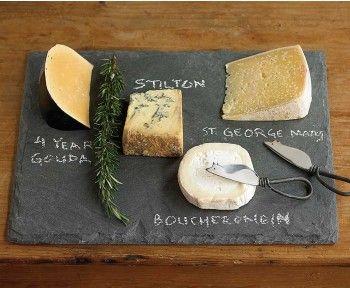 #slate #cheeseboard