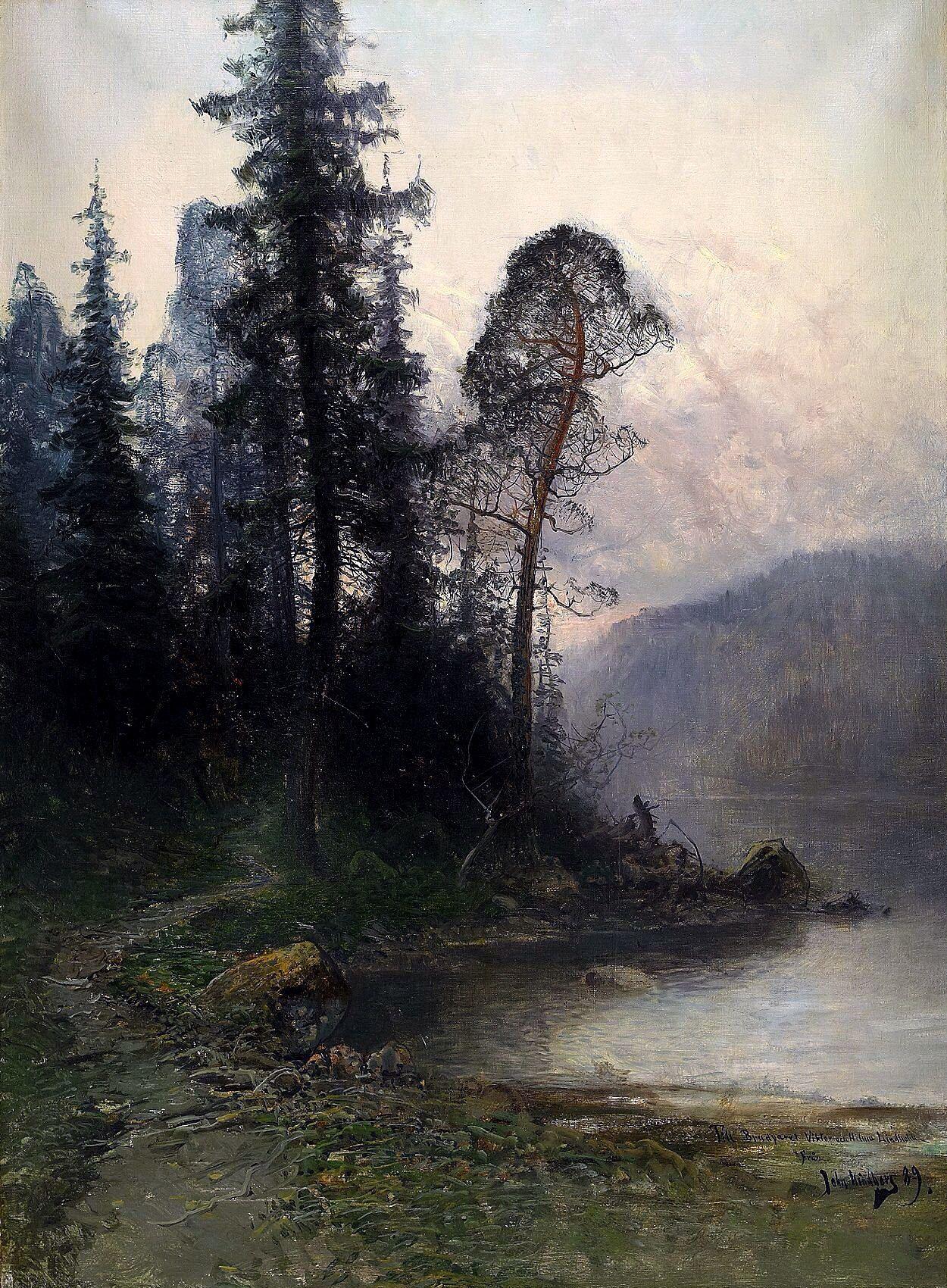 Йон Киндборг (JOHN KINDBORG 1861-1907