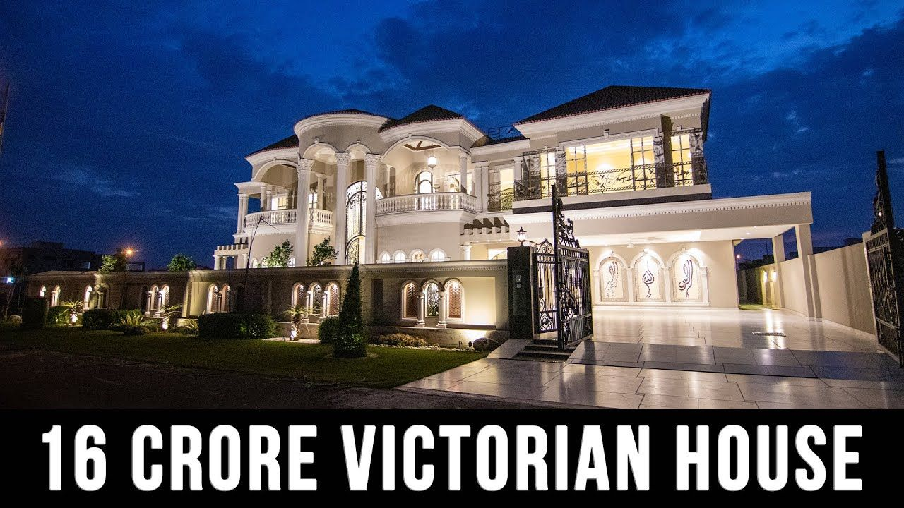 Inside A 16 Crore Majestic Victorian 2 Kanal Villa In Dha Lahore L Tour By Syed Brother Youtube In 2021 Luxury Homes Dream Houses Villa Mansions