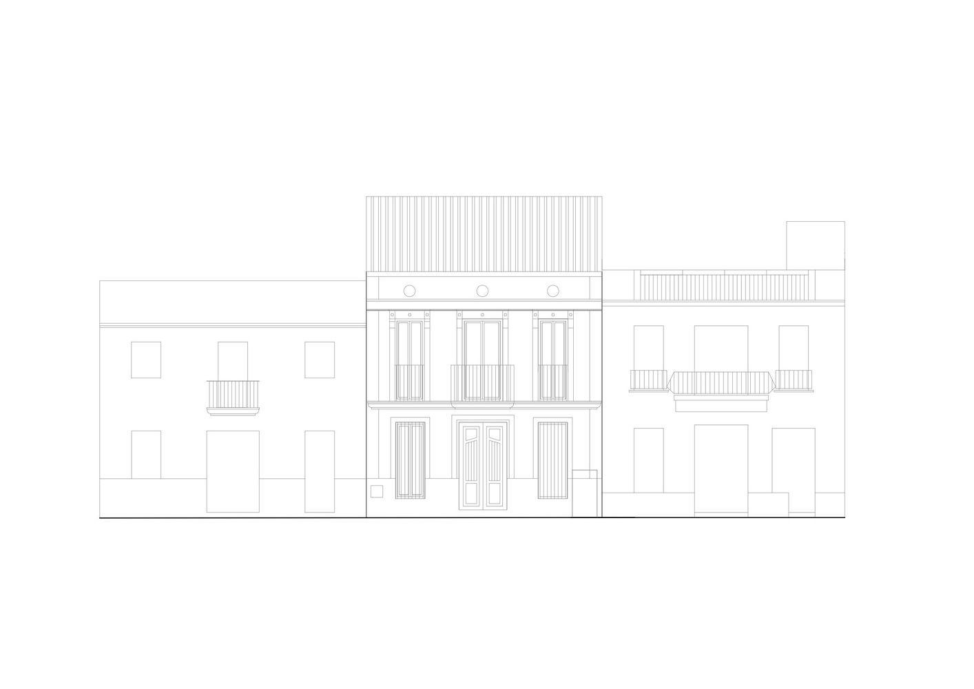 Gallery of Courtyard Residence in Benimaclet / Gradolí & Sanz - 22