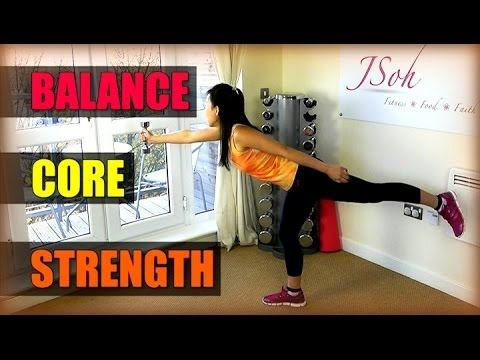 Total Body Balance Workout Core Strength Workout Core Surfing Workout Balance Workout