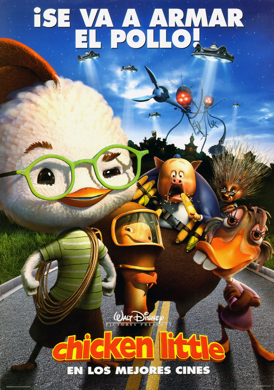 Chicken Little Peliculas De Disney Peliculas De Animacion Peliculas Viejas De Disney