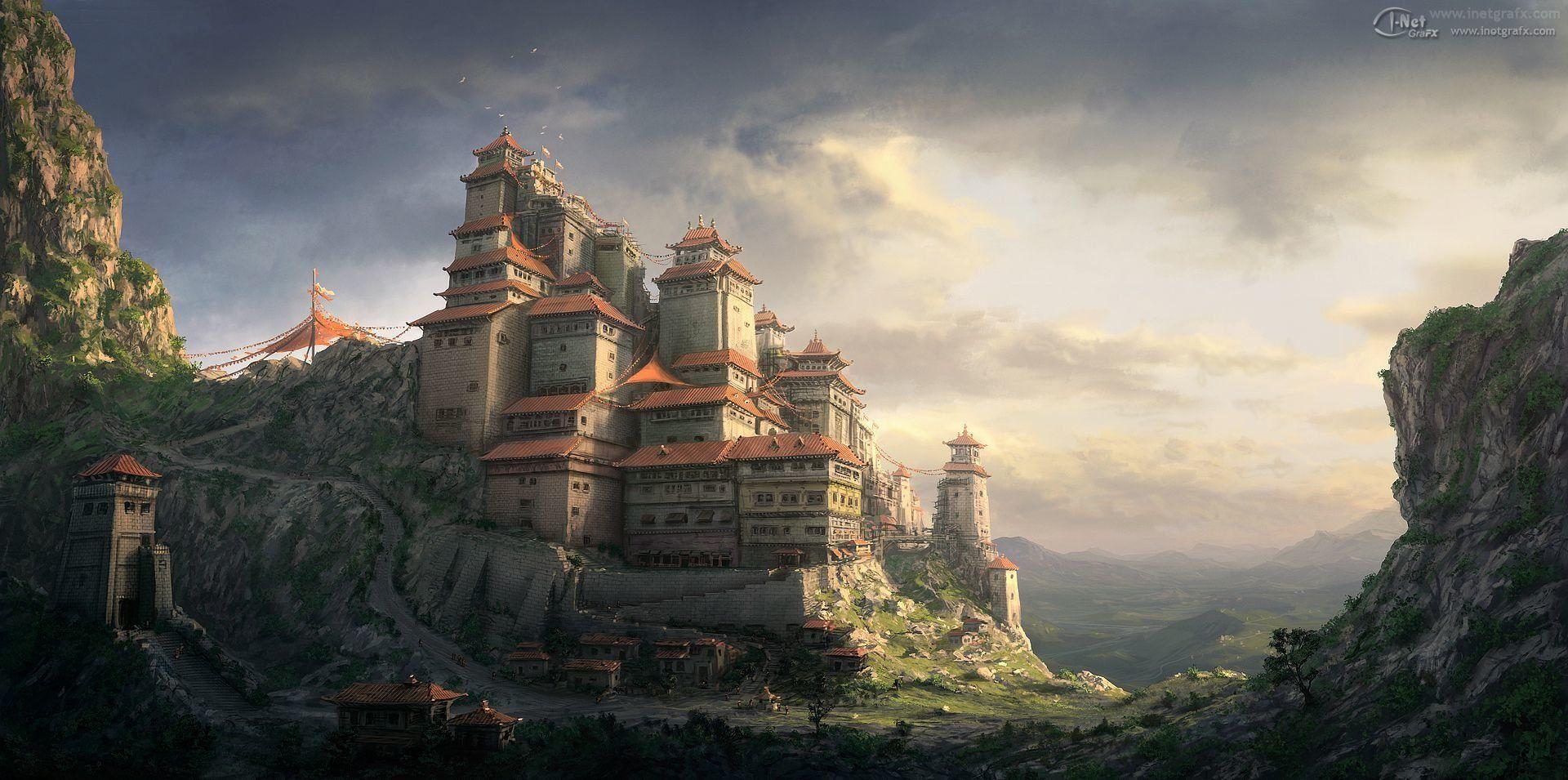 338 Castle HD Wallpapers