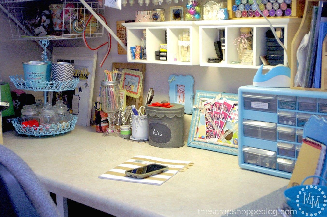 Craft Nook Tour Craft Room Craft Room Storage Craft Room Office