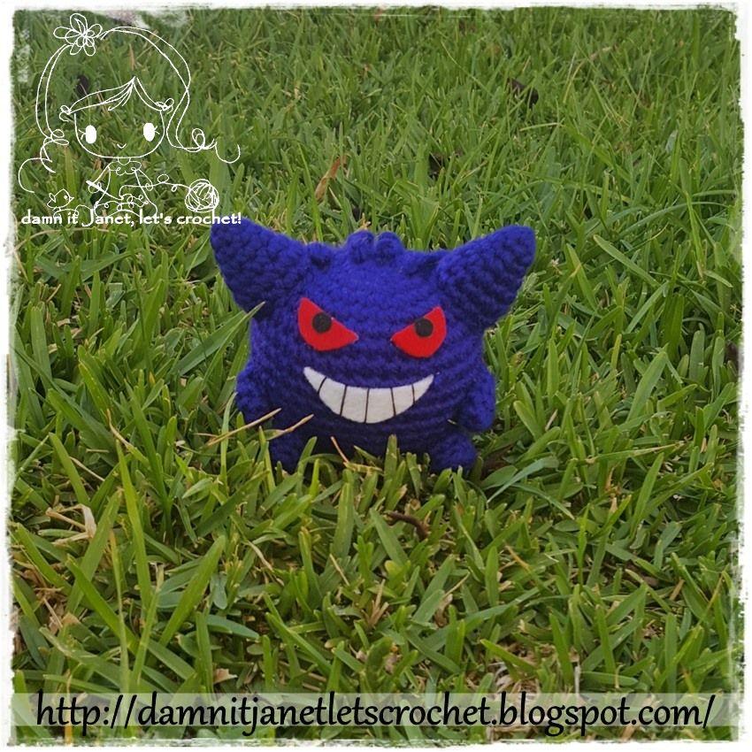 Free crochet patterns from damn it Janet, let\'s crochet!   אמיגורמי ...