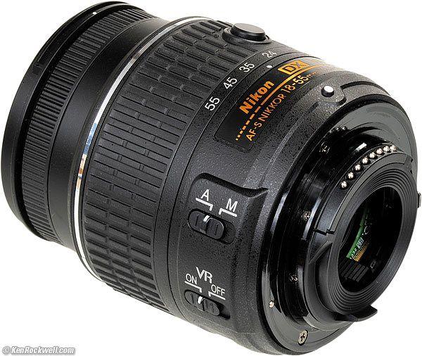 Nikon 18 55mm Vr Ii Review Nikon Lenses Lens