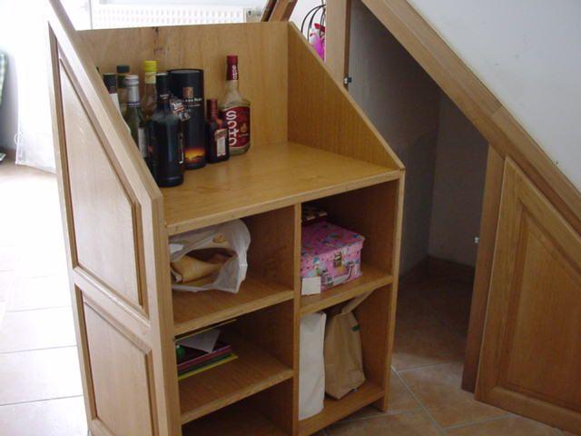 Célèbre placard sous un escalier | Forum Bois | projet escalier  FN41