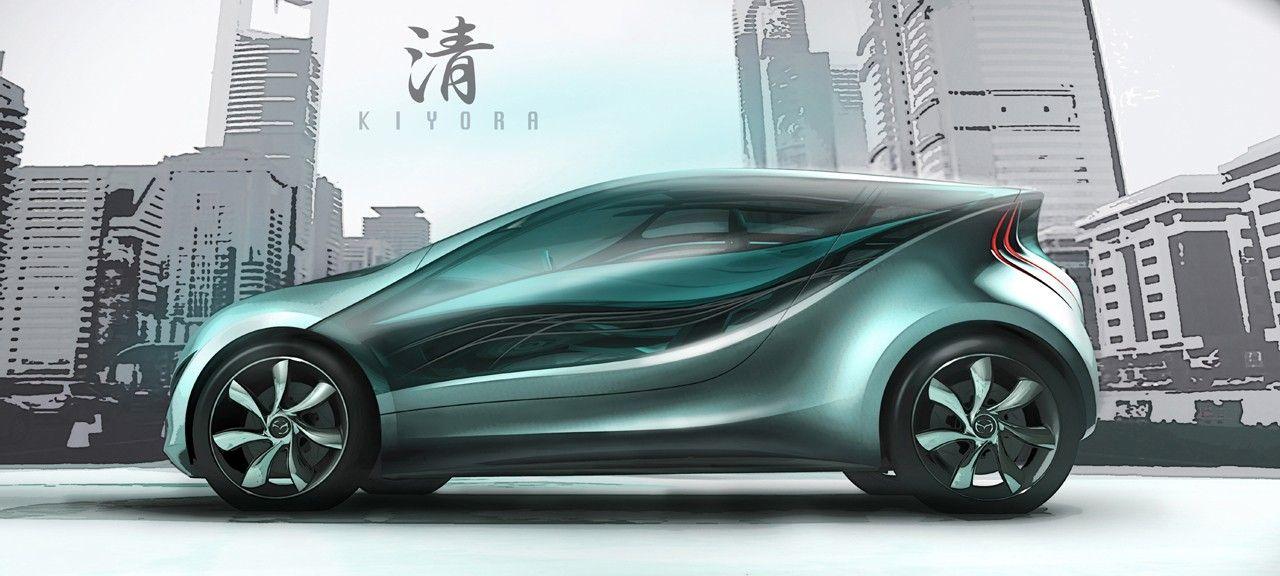 Mazda Kiyora Concept Concept Cars Pinterest Mazda And Cars