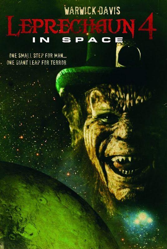 Leprechaun 4 In Space 1996 Leprechaun Movie Ghost Movies