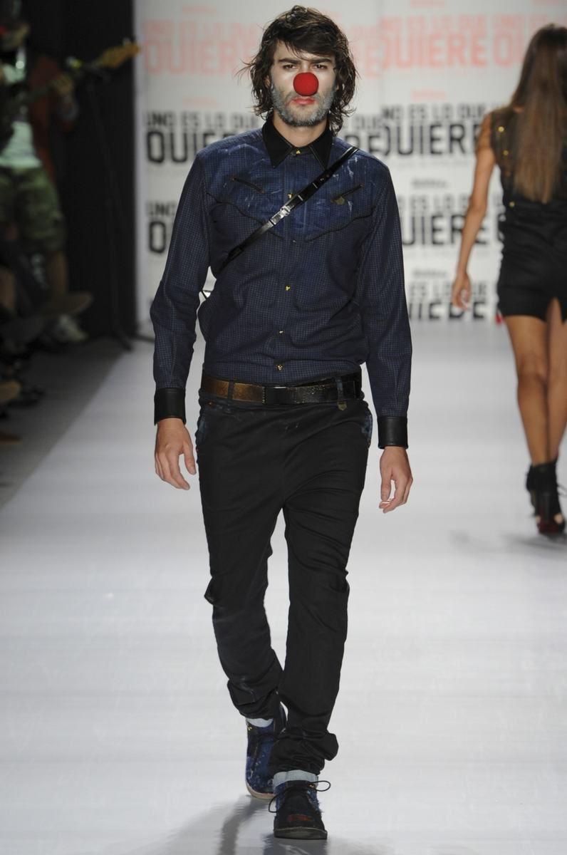 Male Fashion Trends: Daniel Hoyos Spring/Summer 2014 - Colombia Moda
