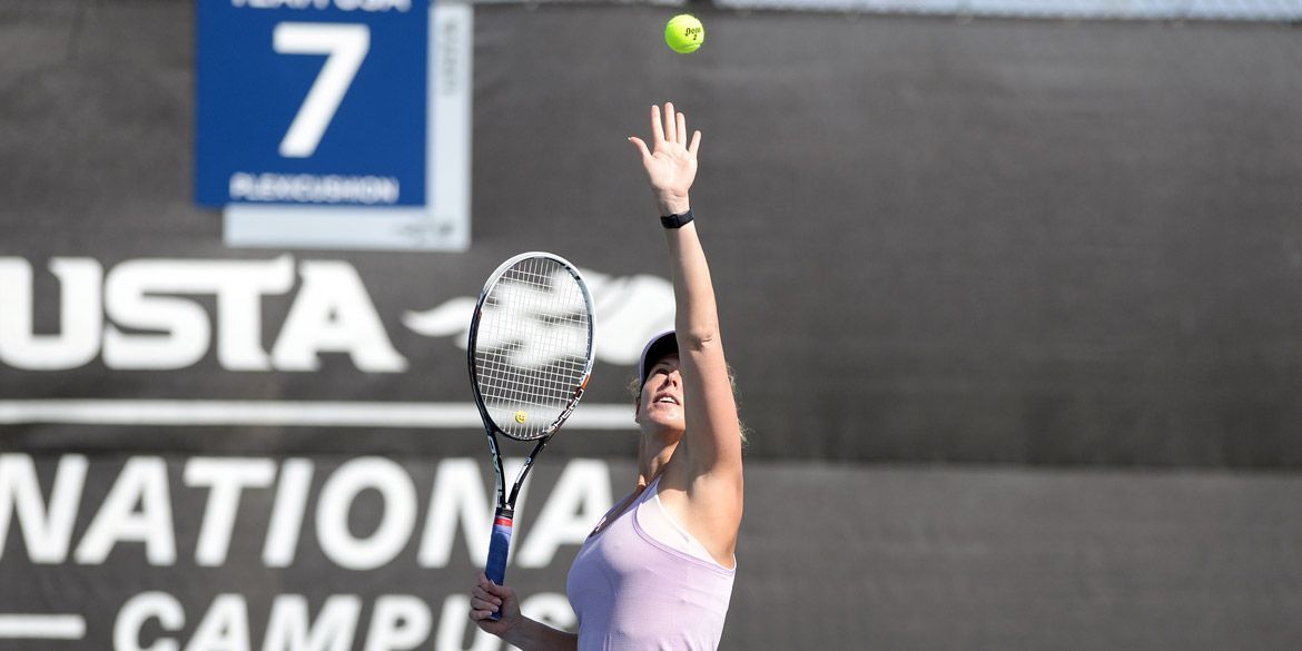 Improve your tennis game Tips for mastering the overhead