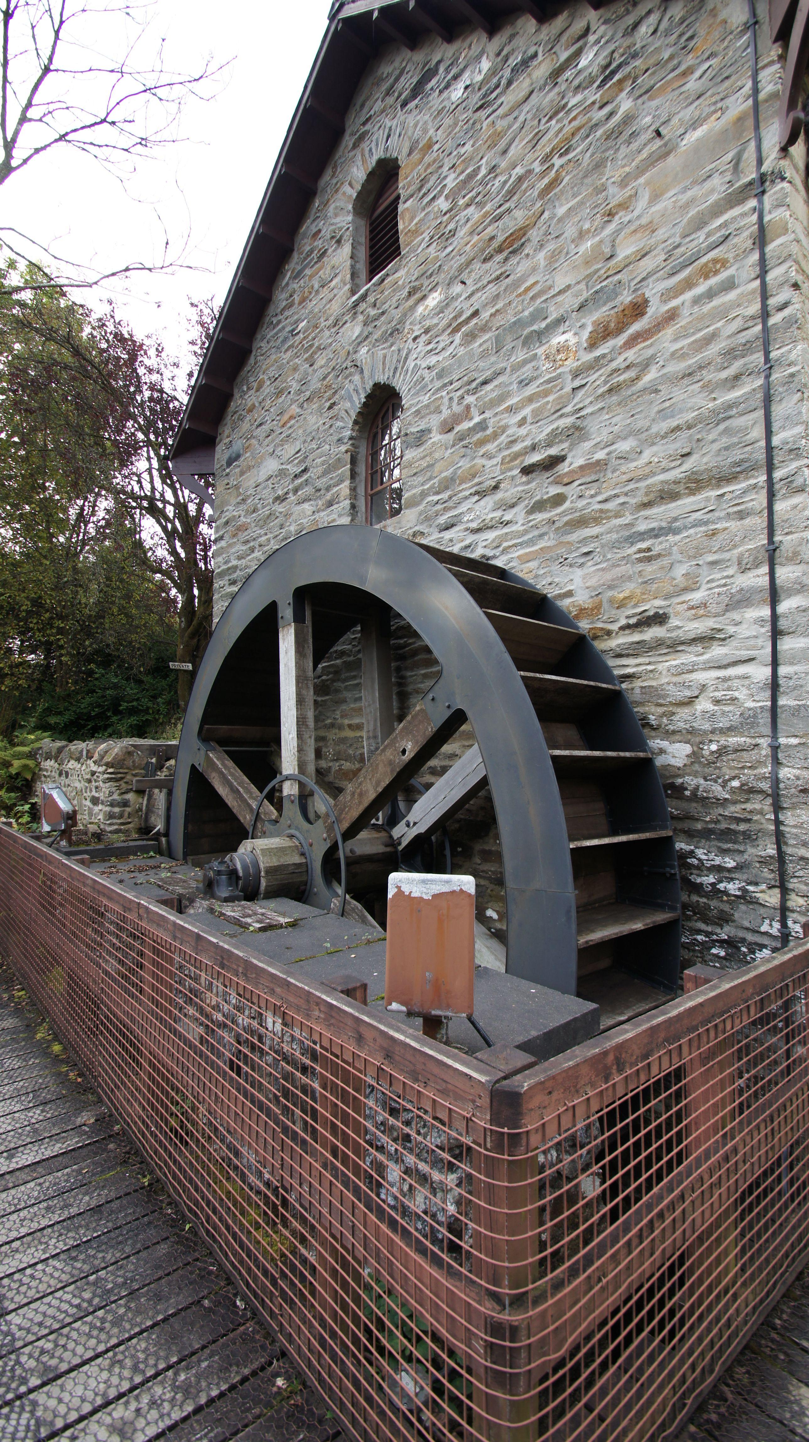 Waterwheel at Killin