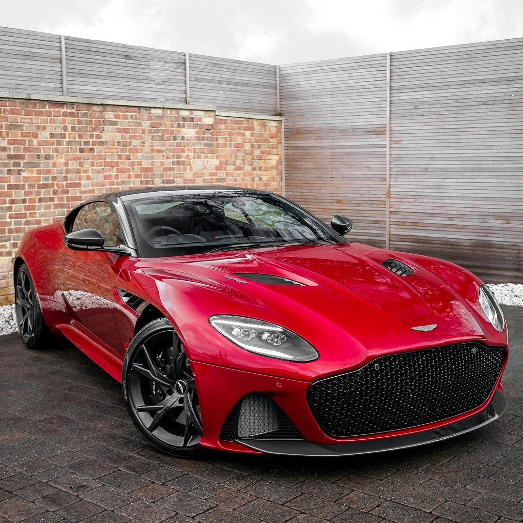 Aston Martin DBS Superleggera Aston martin, Best luxury