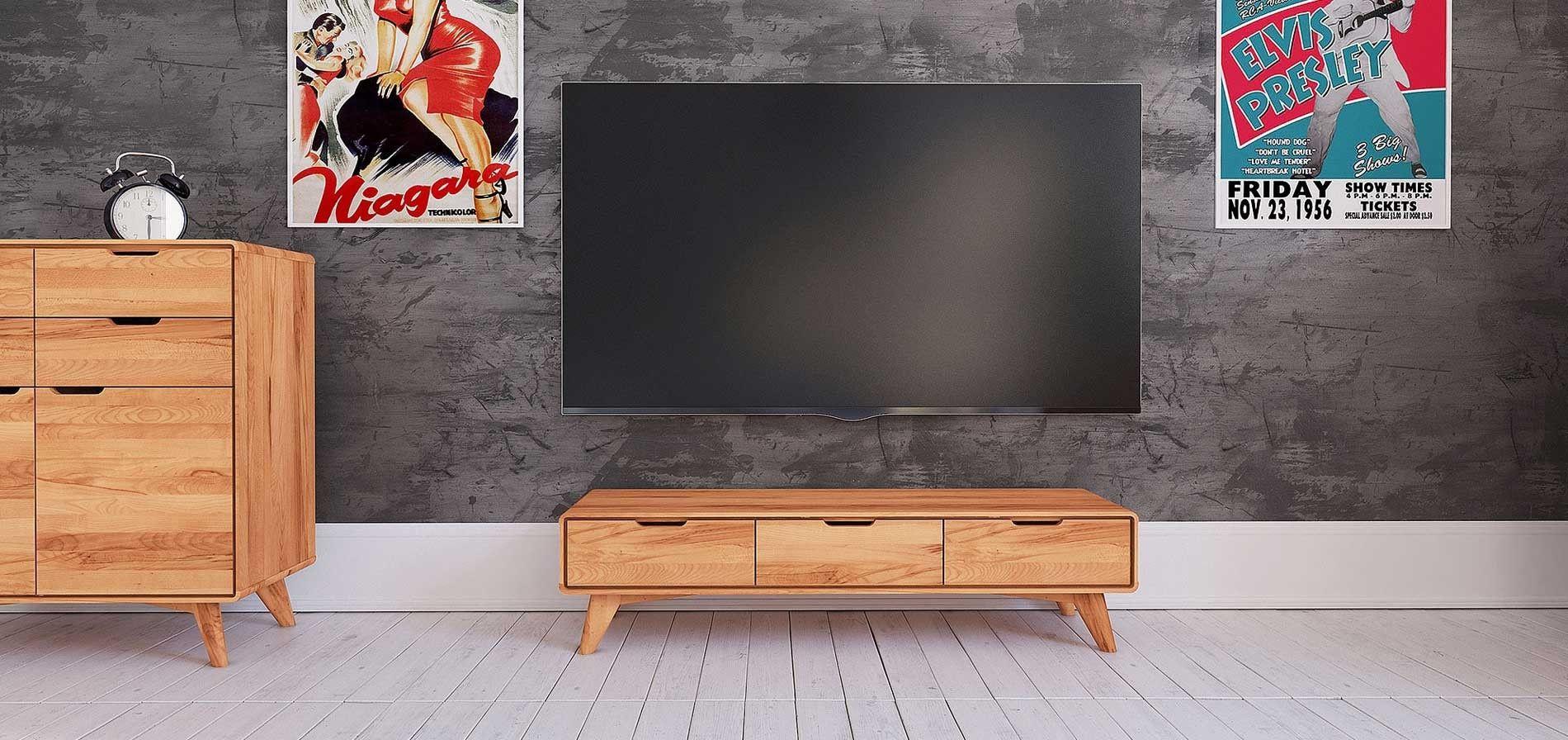 Meuble Tv Suspendu 25 Idees Pour Un Interieur Elegant Meuble Tv Suspendu Meuble Tv Tv Suspendu